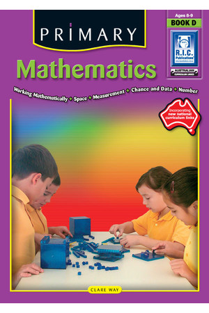 Primary Mathematics - Book D: Ages 8-9