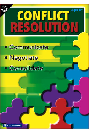 Conflict Resolution - Ages 11+
