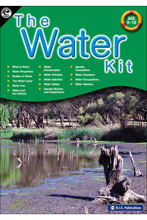 The Water Kit - Ages 9-10