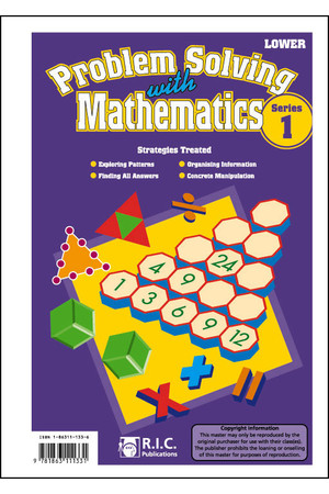 Problem Solving with Mathematics - Series 1: Ages 5-8
