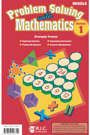 Problem Solving with Mathematics - Series 1: Ages 8-10