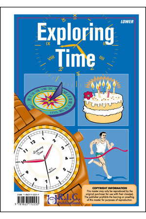 Exploring Time - Ages 5-8