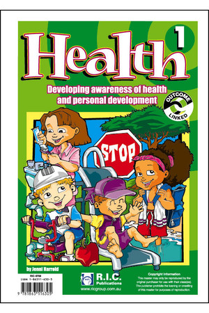 Health - Level 1: Ages 5-6