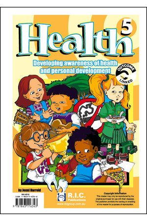 Health - Level 5: Ages 9-10