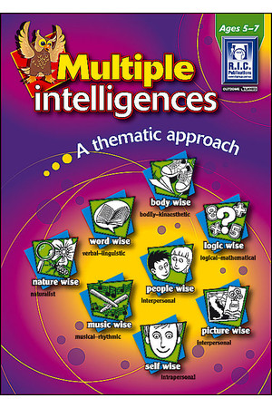 Multiple Intelligences - Ages 5-7