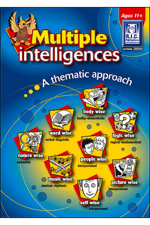 Multiple Intelligences - Ages 11-13