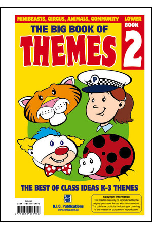 The Big Book of Themes - Book 2