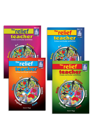 The Relief Teacher - Book Pack