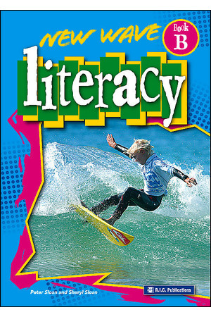 New Wave Literacy - Workbook B: Ages 6-7