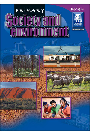 Primary Society and Environment - Book F: Ages 10-11