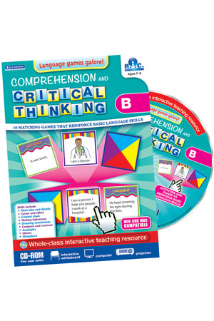 Games Galore: Comprehension and Critical Thinking B