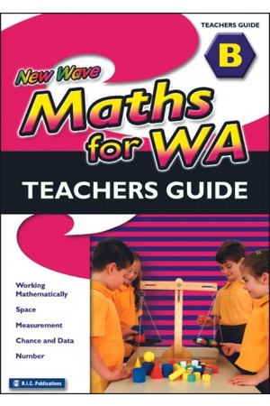 New Wave Maths - Teachers Guide - Book B: Ages 6-7