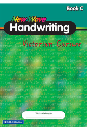 New Wave Handwriting - Victorian Cursive: Book C (Ages 7-8)