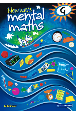 New Wave Mental Maths - Book G: Ages 11-12