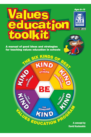 Values Education Toolkit - Ages 8-10