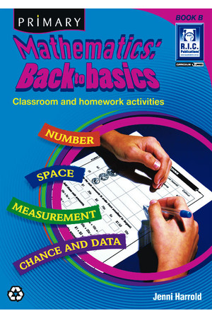 Primary Mathematics - Back to Basics: Book B (Ages 6-7)