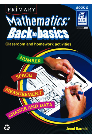 Primary Mathematics - Back to Basics: Book G (Ages 11+)