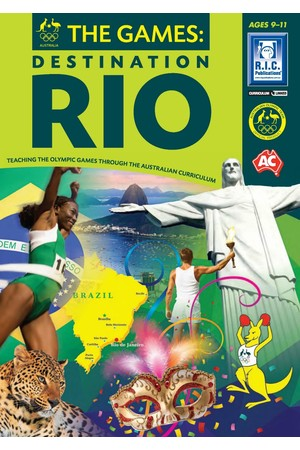 The Games: Destination Rio - Ages 9-11