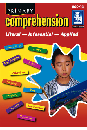 Primary Comprehension - Book C: Ages 7-8