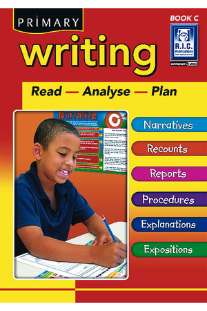 Primary Writing - Book C: Ages 7-8
