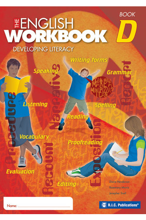The English Workbook - Book D: Ages 9+