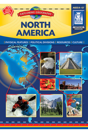 Exploring Geography - North America