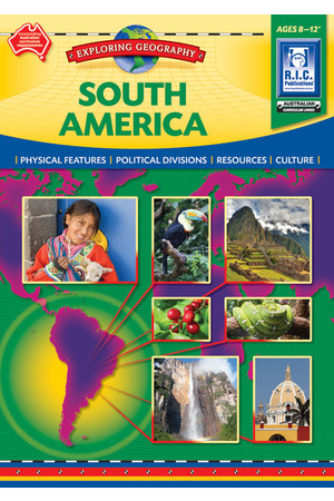 Exploring Geography - South America