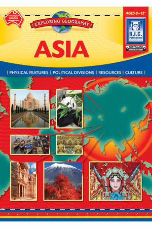 Exploring Geography - Asia
