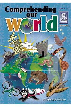 Comprehending Our World - Ages 8-10