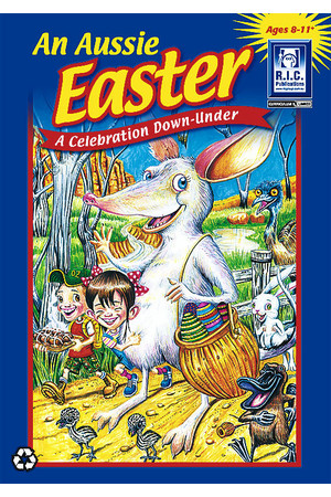 An Aussie Easter - Ages 8-11
