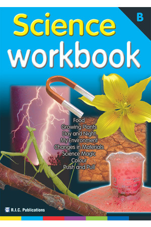 Primary Science Workbook B - Ages 6-7