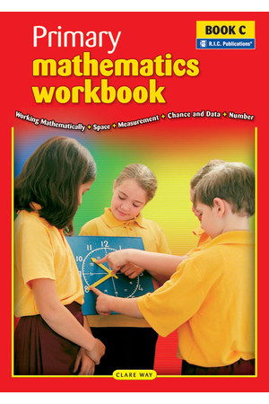 Primary Mathematics Workbook C - Ages 7-8