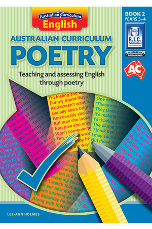 Australian Curriculum Poetry - Book 2: Middle Primary