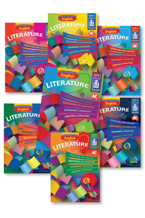 Australian Curriculum English – Literature: Book Pack