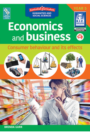 Australian Curriculum - Economics and Business: Year 5