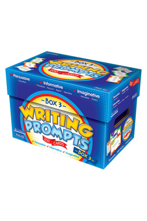 Writing Prompts - Box 3: Ages 11+
