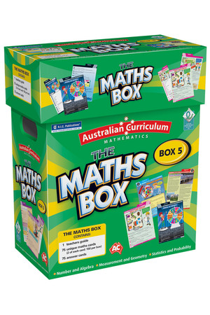 The Maths Box - Year 5