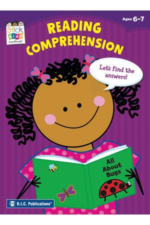 Stick Kids English - Ages 6-7: Reading Comprehension