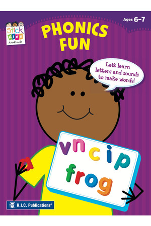 Stick Kids English - Ages 6-7: Phonics Fun