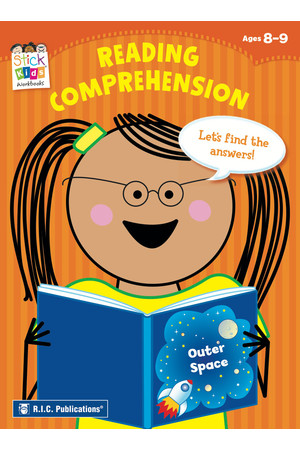 Stick Kids English - Ages 8-9: Reading Comprehension