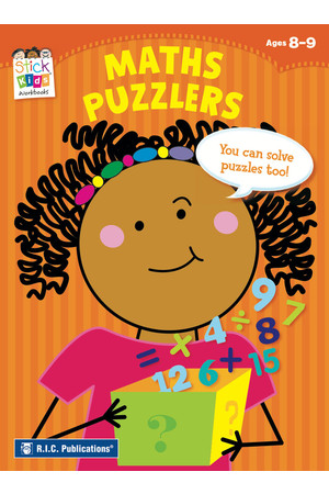 Stick Kids Maths - Ages 8-9: Maths Puzzlers