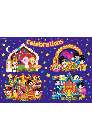 Early Years Theme - Special Days and Celebrations