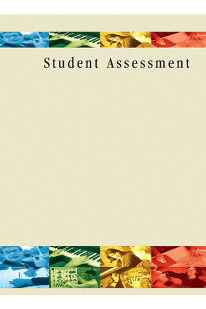 Student Assessment Book