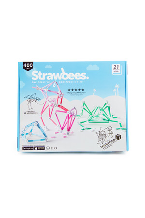 Strawbees – Inventor Kit