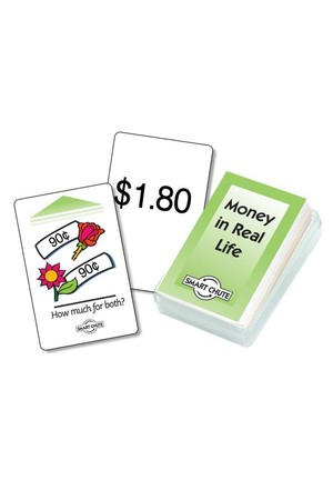 Money in Real Life (Level 1) – Chute Cards