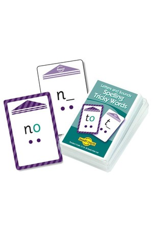 Letters & Sounds Chute Cards - Phases 3-6: Tricky Words
