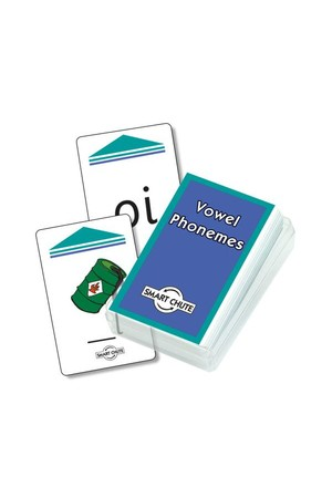 Vowel Phonemes – Chute Cards