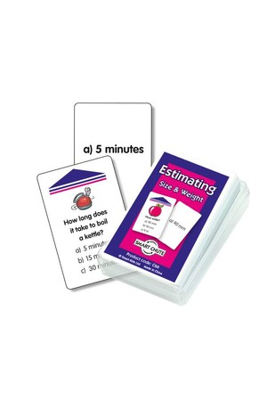 Estimation – Chute Cards