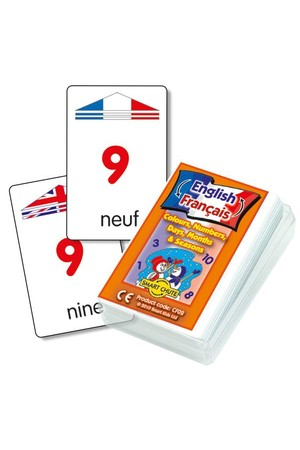 French Basics – Chute Cards