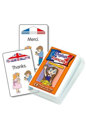 French Conversation – Chute Cards